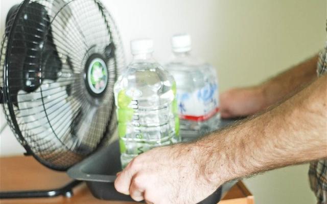 高溫天,外國DIY達人教你自製避暑空調 - 每日頭條