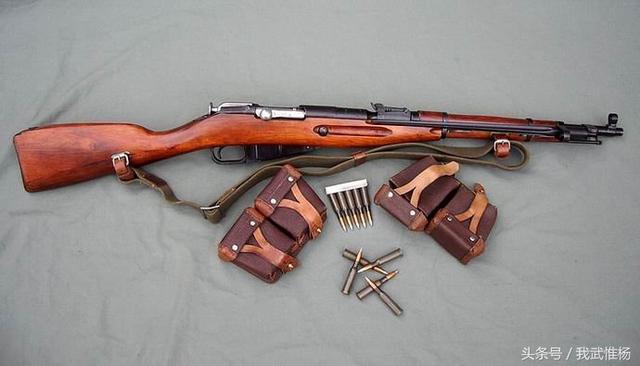 莫辛納甘步槍 - 每日頭條