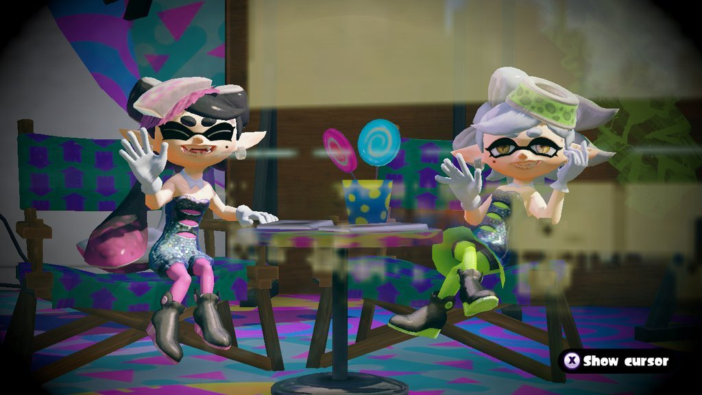 Squid Sisters Know Your Meme