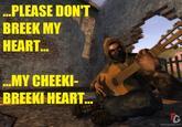 Cheeki Breeki | Know Your Meme
