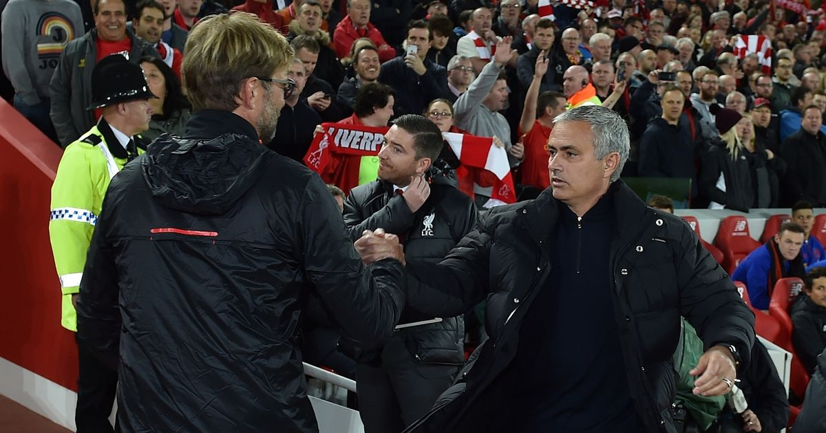 Image result for Liverpool are good but are not 'the last wonder of the world' – Mourinho