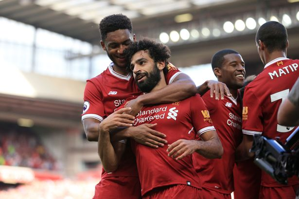 Liverpool 4-0 Arsenal As it happened - Sturridge, Salah, Mane and Firmino score for Reds