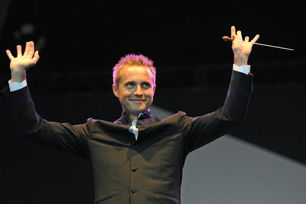 Liverpool Phil chief conductor Vasily Petrenko
