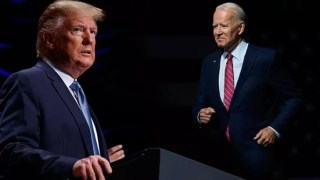 "Explained Trump Biden, calling it ""Trojan Horse"": The most dangerous person"