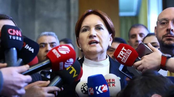 'İYİ Parti'den 5 isim daha istifa edecek' iddiasına Akşener'den cevap!