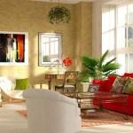 Size Enerji Verecek Ev Dekorasyonu Bohem Salon