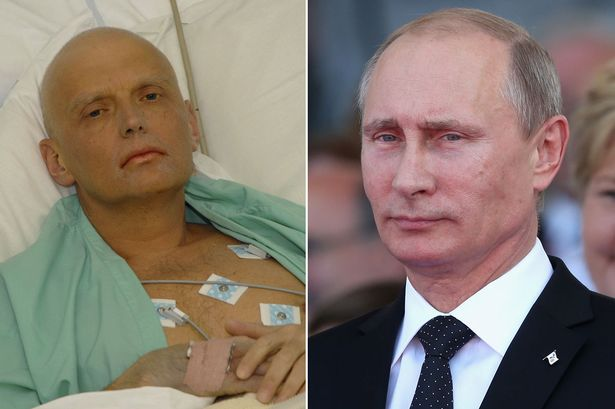 Image result for photos of Alexander Litvinenko