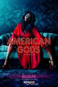 American Gods op Amazon Prime Video België poster