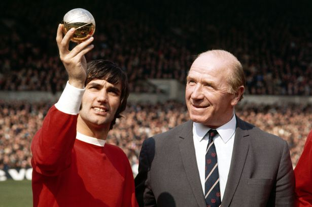 Image result for Matt Busby and george best