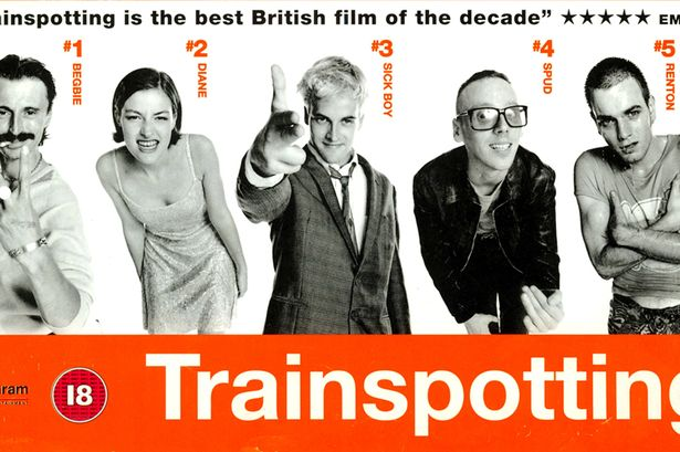 Poster do filme Trainspotting 2