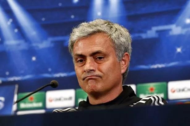 Image result for Mourinho speaking