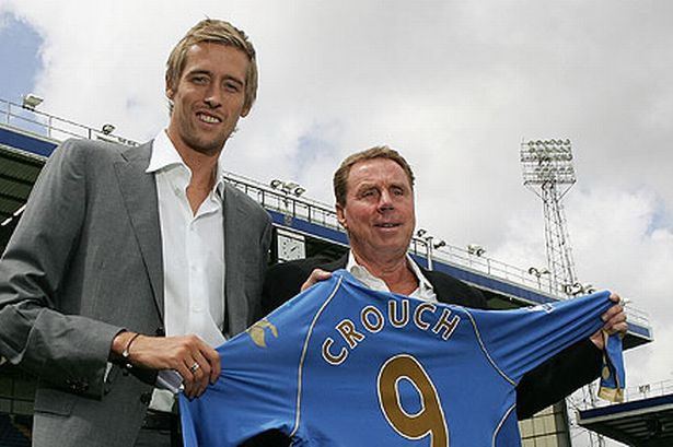 Image result for peter crouch portsmouth