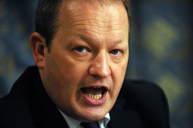 Simon Danczuk, a British Member of Parliament