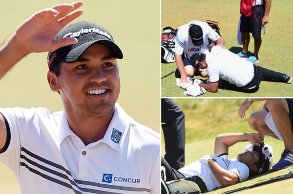 US Open: Jason Day collapses in Washington after suffering ...