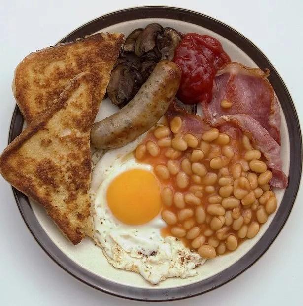Image result for full english breakfast
