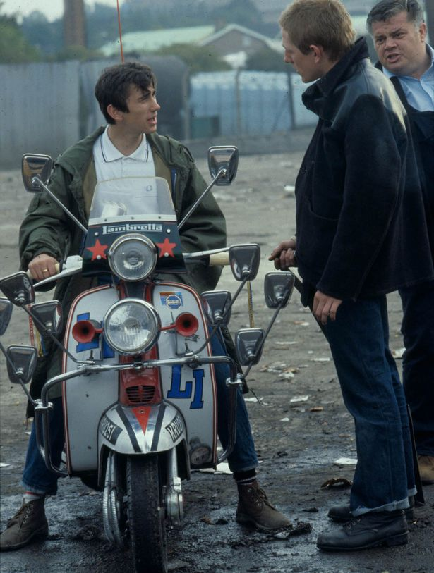 Phil Daniels in Quadrophenia