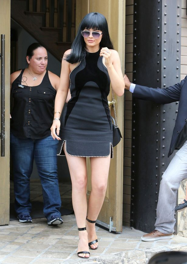 Kylie Jenner snapped out this week in Los Angeles