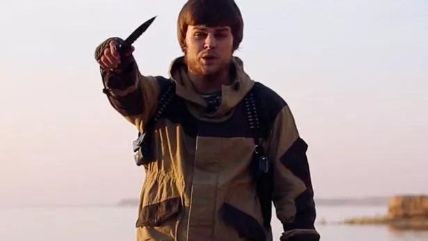 Znalezione obrazy dla zapytania isis beheads russian spy