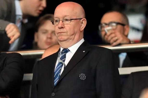 Chelsea Director/club secretary David Barnard in 2014
