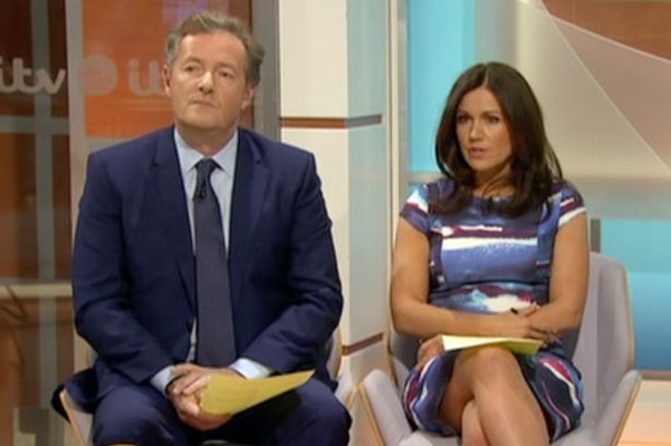 Victim on Online dating related assault on Good Morning Britain