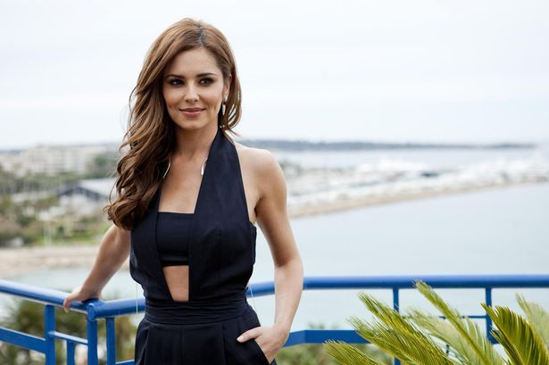 Cheryl at Cannes