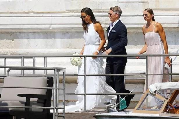 Ana Ivanovic and Bastian Schweinsteiger wedding