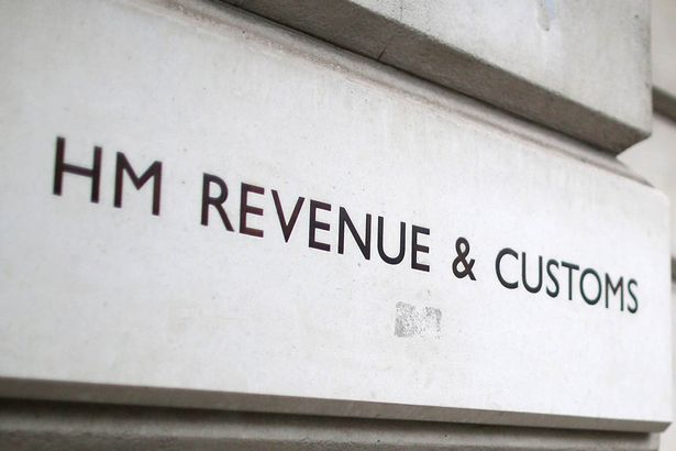 HM Revenue and Customs offices