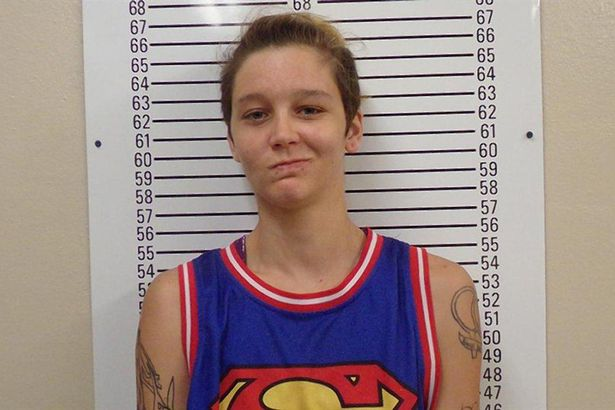The 43-year-old wed 25-year-old Misty Spann (pictured) in March, court documents show