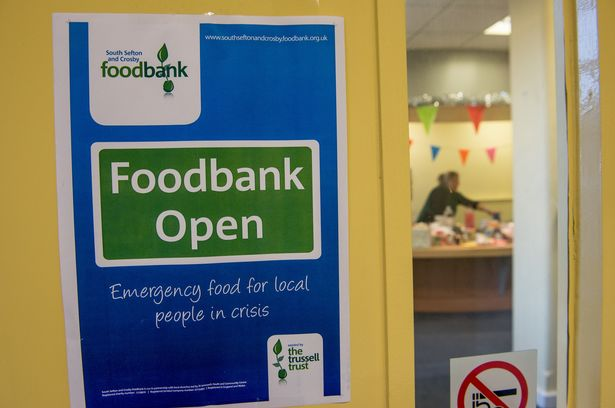 The Trussell Trust Food Bank