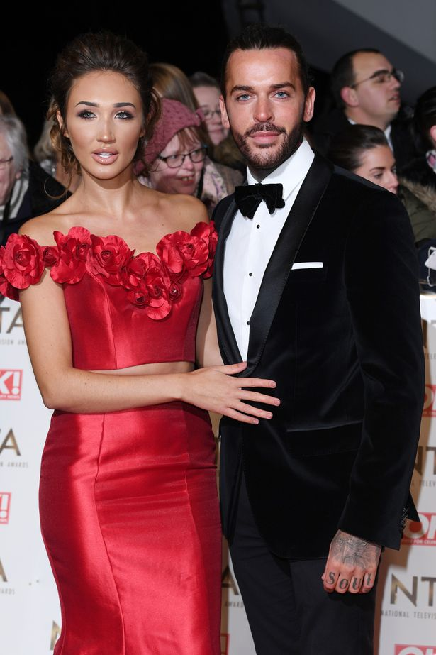 Megan McKenna and Peter Wicks