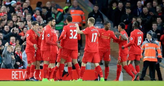 Resultado de imagen para El Liverpool  (3-1)  Arsenal