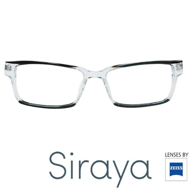 【Siraya】『寬鏡幅』Siraya 光學眼鏡 URBAN 鏡框