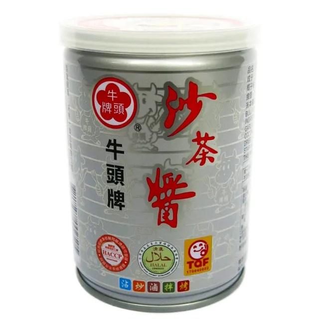 【Bull head 牛頭牌】5號沙茶醬250g