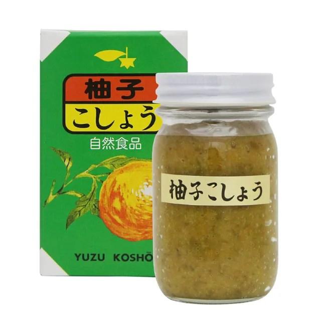 【日本Oceanfoods】柚子胡椒(青)