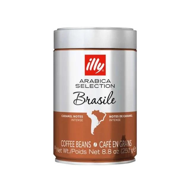 【illy】巴西單品咖啡豆(250g)
