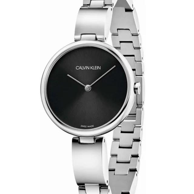 【Calvin Klein】CK 簡約質感時尚腕錶32mm(K9U23141)