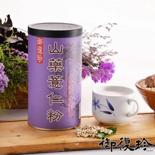 【御復珍】山藥薏仁粉-無加糖500gX6罐