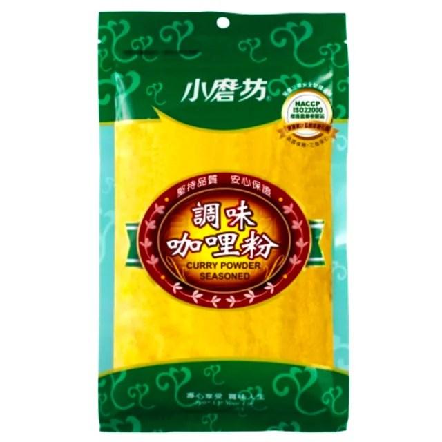 【小磨坊】調味咖哩粉250g