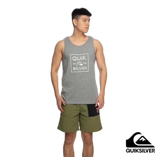 【Quiksilver】男款 男裝 背心 SQUARE ME UP TANK(灰色)