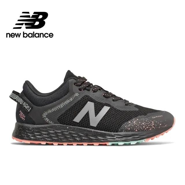 【NEW BALANCE】NB 越野機能運動鞋/童鞋_男鞋/女鞋_黑色_YPTARIB1-W楦 運動 潮流 休閒 機能