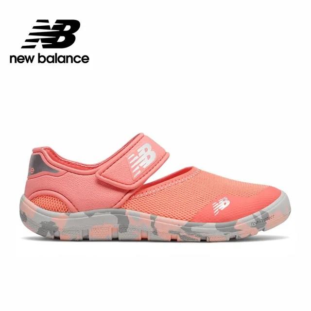 【NEW BALANCE】NB 童鞋_男鞋/女鞋_橘粉_YO208PK2-W楦