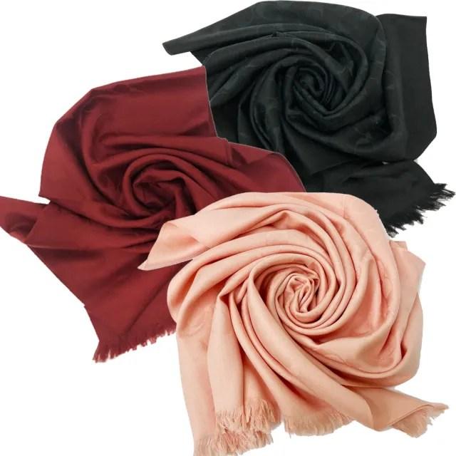 【COACH】經典馬車C LOGO方巾/圍巾/絲巾(多款選一)