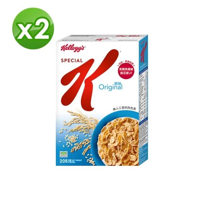 【家樂氏】SPECIAL K 370gX2(早餐麥片/穀片)