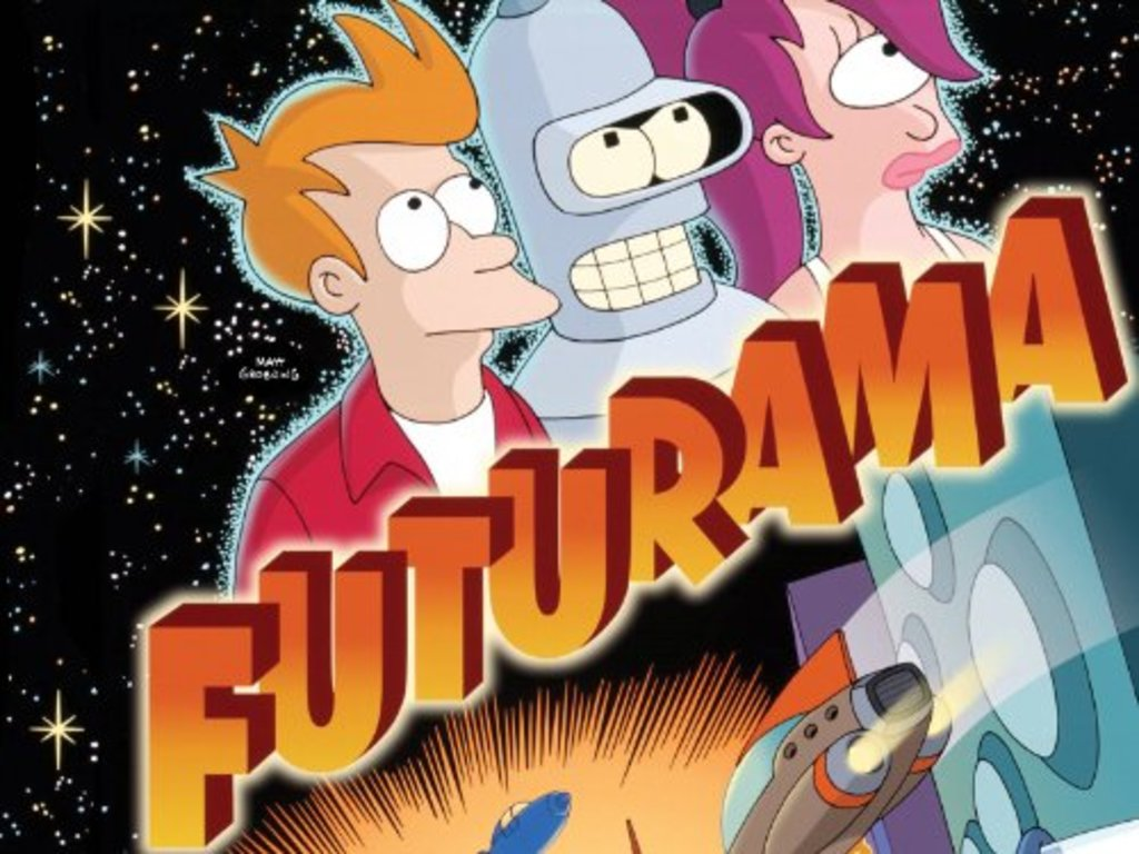 Watch Futurama Benders Game On Netflix Today