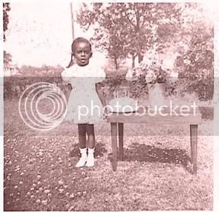 Birthday Girl April 17, 1952
