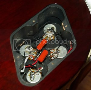 Rewiring Epi LP Standard | My Les Paul Forum