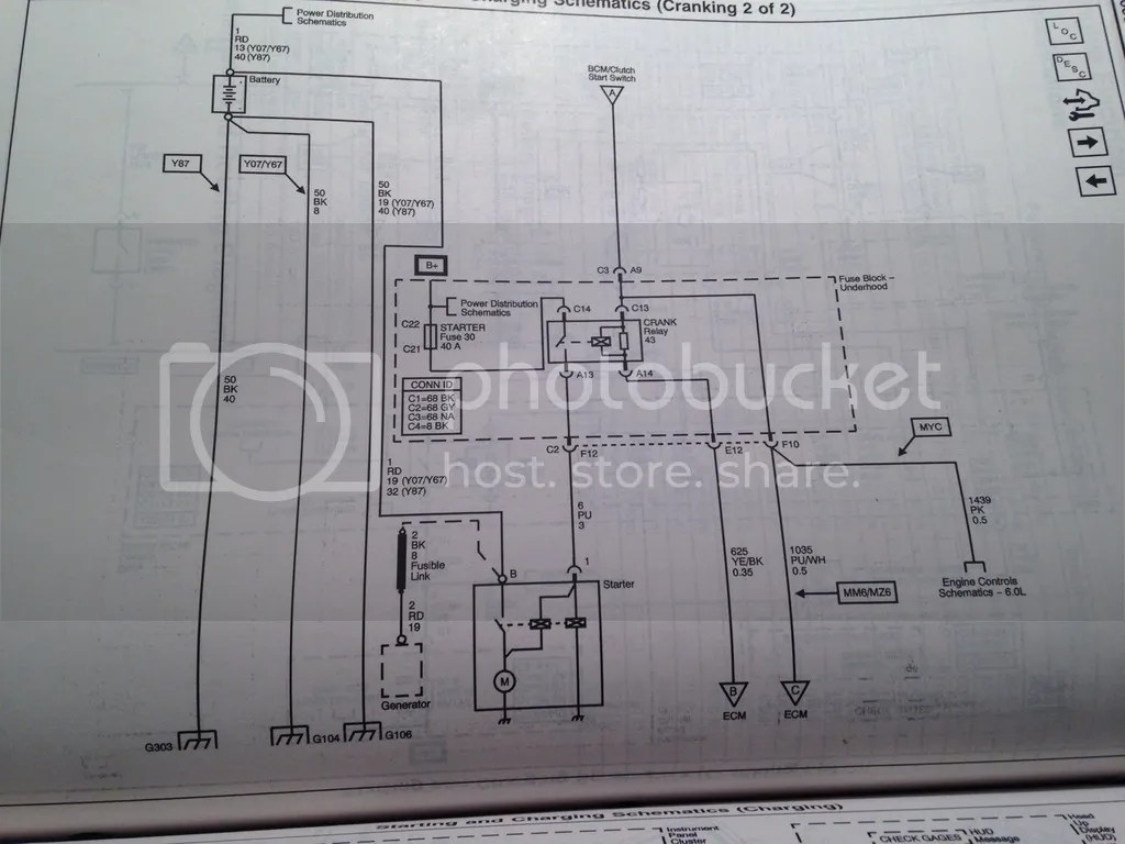 2005 Starter Wiring Diagram Needed