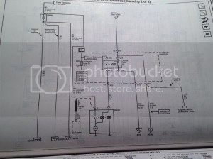 2005 starter wiring diagram needed  CorvetteForum