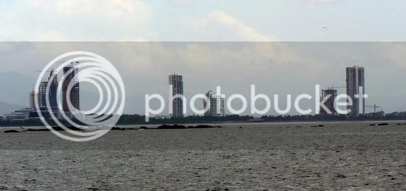 Costa Este de la Ciudad de Panamá, parte del sitio Ramsar de la Bahia de Panamá