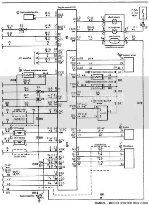 Toyota starlet alternator wiring diagram